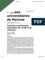 Tourismeetpatrimoinedynamiquedeconflitetdecohesion-PressesuniversitairesdeRennes