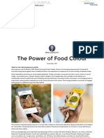 The Power of Food Colour - Sensient Food Colors _ Sensient Food Colors