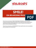 SMILE on Boarding