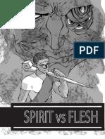 SPIRIT vs FLESH