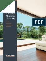 Glasstech Ventanas Puertas Aluminio