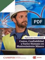 Costos, Confiabilidad y Factor Humano en Mantenimiento Minero-.pdf