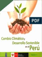 Cambio Clmatico y Desarrolol Sostenible Peru 31P.pdf