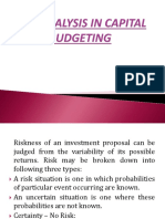 RISK ANALYSIS IN CAPITAL BUDGETING.pptx