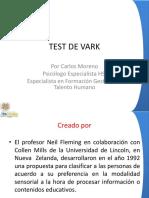 TEST DE VARK