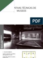 Normativas Técnicas de Museos