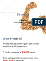 Lesson 10&11Proteins and Nucleic Acids