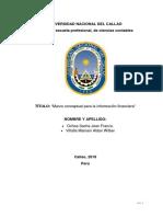 Marco Conceptual de Los Estados Financieros NIIF II-Jean,Aldair