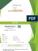 introduction to wordpress.pptx