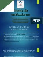 Teoría de Restricciones-1