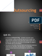 Outsourcing (1) Nat