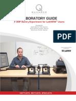 Rotary 2 DOF Gantry - Laboratory Guide