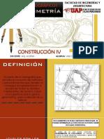 Aspectos Topograficos, Planimetria - Veliz Chalan Alexandra