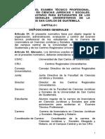 Normativo Examen Tecnico Final[1]