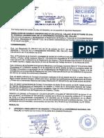Resolucin n 245 2018 Cu Aprobar Reglamento de Grados y Ttulos de La Unac Parte 1