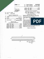 Patente - US4619184