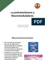 6. Neurotransmisores y Neuromoduladores 2014 (1)