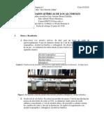 AAReporte de Orgánica Alcoholes DEFINITIVO PDF