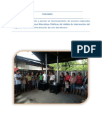 Resumen Peru Foro - Honduras