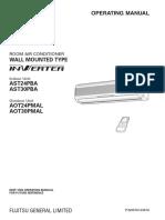 Fujitsu Ast24 Guide