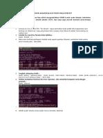 Cara Mengembalikan Grub Ubuntu Yang Hilang Saat Install Ulang Windows