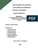 LA AGRICULTURA, LA ACUMULACION Y CONSERVACION DE BIENES.docx