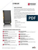 Sonim XP7 Data Sheet En