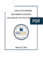 2019 03 15 Final Wynn Report Redacted Version 3-29-19