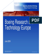 Boeing research