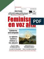 GOECKE_ Feminismo en Voz Alta_ Le Monde Diplo Abril 2019 Chile