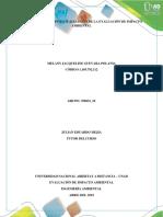 Fase 1 - Evaluación de Impacto Ambiental