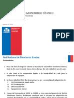 PROYECTO RED SISMOGRÁFICA NACIONAL - AGOSTO (PPT).ppt