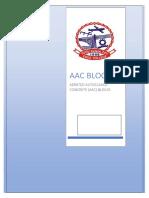 aac block report