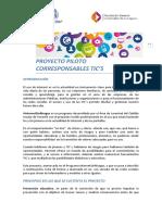Anexo 27. Proyecto Corresponsables Tic