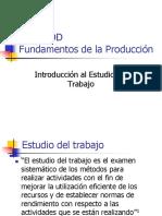 Introduccion Al Estudio Del Trabajo1 Sicua