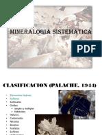Clases Mineralogia