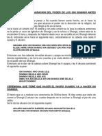 CEREMONIA PREVIAS DE CONSAGRACION DE LOS ONI SHANGÓ.docx