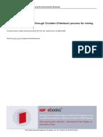 Dynamic Discount Rate Through Ornstein-Uhlenbeck p
