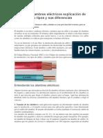 CABLES Y ALAMBRES ELECTRICOS.docx