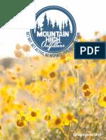 MHO Spring 2019 Catalog