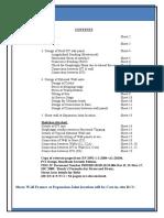Unit SS Design Calculations for Precast