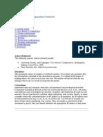 Configuracion de routers general