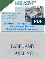 labelandlabeling-170702170425