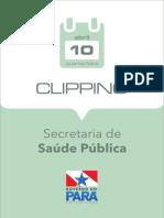 2019.04.10 - Clipping Eletrônico