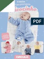 Bebê - Roupas em Tricô