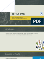 Tetra Pack Materiales