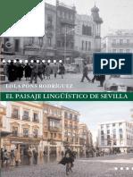 Lola Pons Rodríguez - El Paisaje Lingüístico de Sevilla