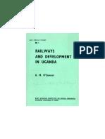 A. M. O'Connor_Railways and Development in Uganda.pdf