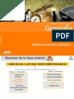 Clase 22 Sistema Económico Nacional I Conceptos Fundamentales