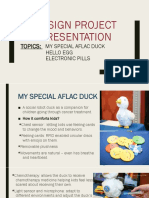 hello egg my special aflac duck